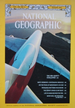 National Geographic 1977 - 8: The Air Safety Challenge