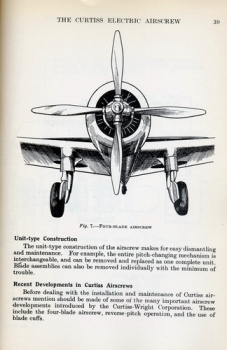 Airscrews (Part II): Dealing with Rotol, Curtiss, Hamilton and Hele-Shaw Beacham Airscrews, with Notes on Inspection and Maintenance