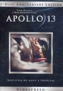 "Apollo 13: ""Houston, We Have a Problem."""