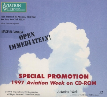 Aviation Week & Space Technology - 1997