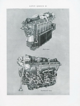 de Havilland Gipsy Engines - Gipsy Queen II