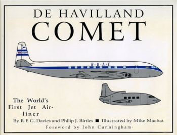 De Havilland Comet: The World's First Jet Airliner