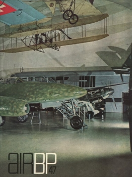 Air BP - number 47: The Journal of the International Aviation Service of the BP Group
