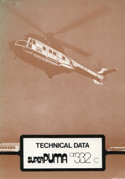 SuperPuma AS 332c: Technical Data
