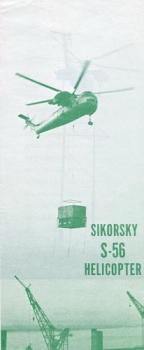 Sikorsky S-56 Helicopter