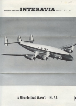 A Miracle that Wasn't - EL AL