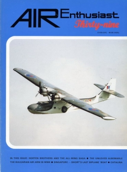 Air Enthusiast - 39: Historic Aviation Journal