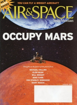 Occupy Mars: Features Mars: Adventures in Science and Imagination