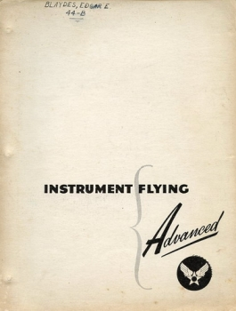 Instrument Flying: Advanced Theory and Practice