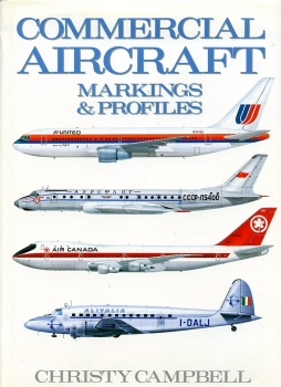 Commercial Aircraft: Markings & Profiles