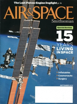 Air & Space - 2015 September