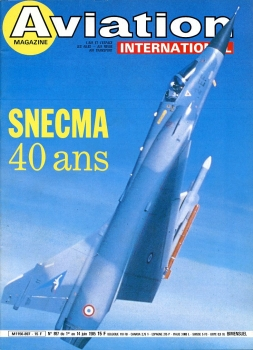 Aviation Magazine - 1985 No 897 - 14 Juin