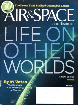 Air & Space - 2016 May