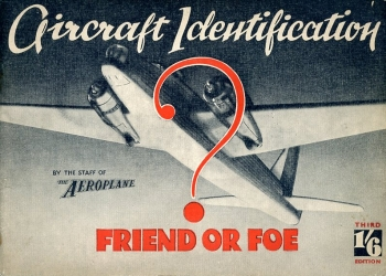 Aircraft Identification - Friend or Foe?
