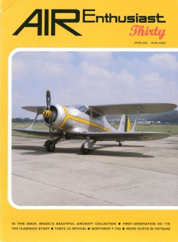 Air Enthusiast - 30: Historic Aviation Journal