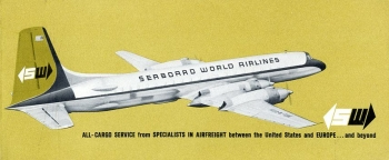 Seaboard World Airlines: All-Cargo Service