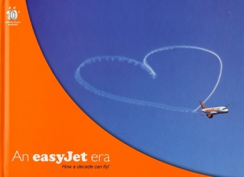 An easyJet era - How a decade can fly! - Celebrating 10 Years: easyJet achivements and stories 1995 - 2005