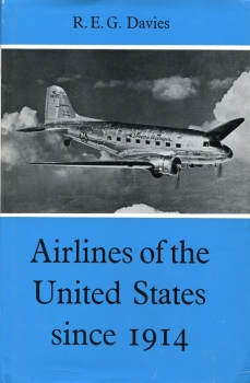 Airlines of the United States since 1914