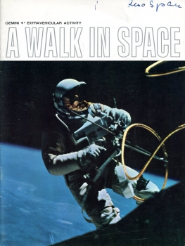 A Walk in Space: Gemini 4 - Extravehicular Activity