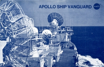 Apollo ship Vanguard