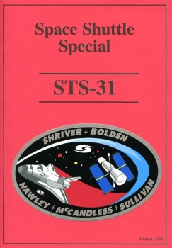 Space Shuttle Special STS-31: Mission 3/90