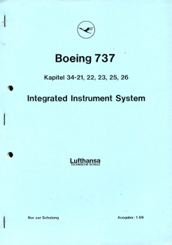 Boeing 737 - Integrated Instrument System