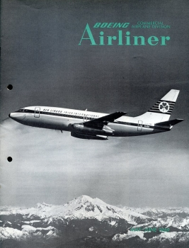 Boeing Airliner - 1969 May - June