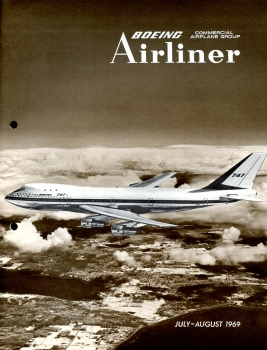 Boeing Airliner - 1969 July - August