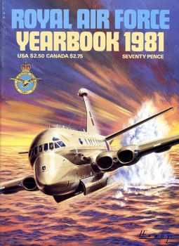 Royal Air Force - Yearbook 1981