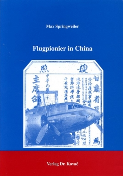 Flugpionier in China