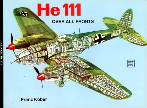 He 111 Over All Fronts