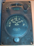 Gyro Compass and Yaw Autopilot Control Panel