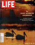 LIFE 1969-02-28: The Moon Voyagers and the Earthly Beauty that Beckons Them Back