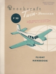 Beechcraft F-50 Twin Bonanza Flight Handbook