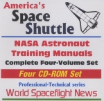 America's Space Shuttle: NASA Astronaut Training Manuals