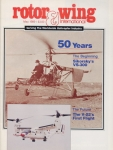 Rotor & Wing International: 50 Years - The Beginning: Sikorsky's VS-300 - The Future: The V-22's First Flight