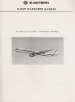 Eastern Air Lines DC-8-61/63 : Flight Standards Manual