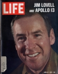 LIFE 1970-04-24: Jim Lovell and Apollo 13