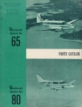 Beechcraft - Qeen Air 65 / Queen Air 80 Parts Catalog
