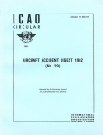 ICAO Aircraft Accident Digest 1982 (No. 29): ICAO Circular 191-AN/116