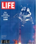 LIFE 1969-03-31: The daring contraption called LEM