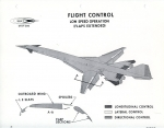 Boeing SST 2707-200 Supersonic Transport: Flight Deck and Flight Operations Model 2707 - Airline Technical Contact Program