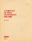 A Forecast of Space Technology 1980-2000