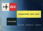 BEA International Route Maps