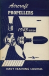 Aircraft Propellers: Navy Training Courses 1945 Edition