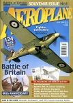 Aeroplane - 2000 July: Battle of Britain 60th Anniversary Souvenir Issue